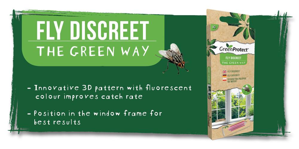 Green Protect Fly Discreet EN